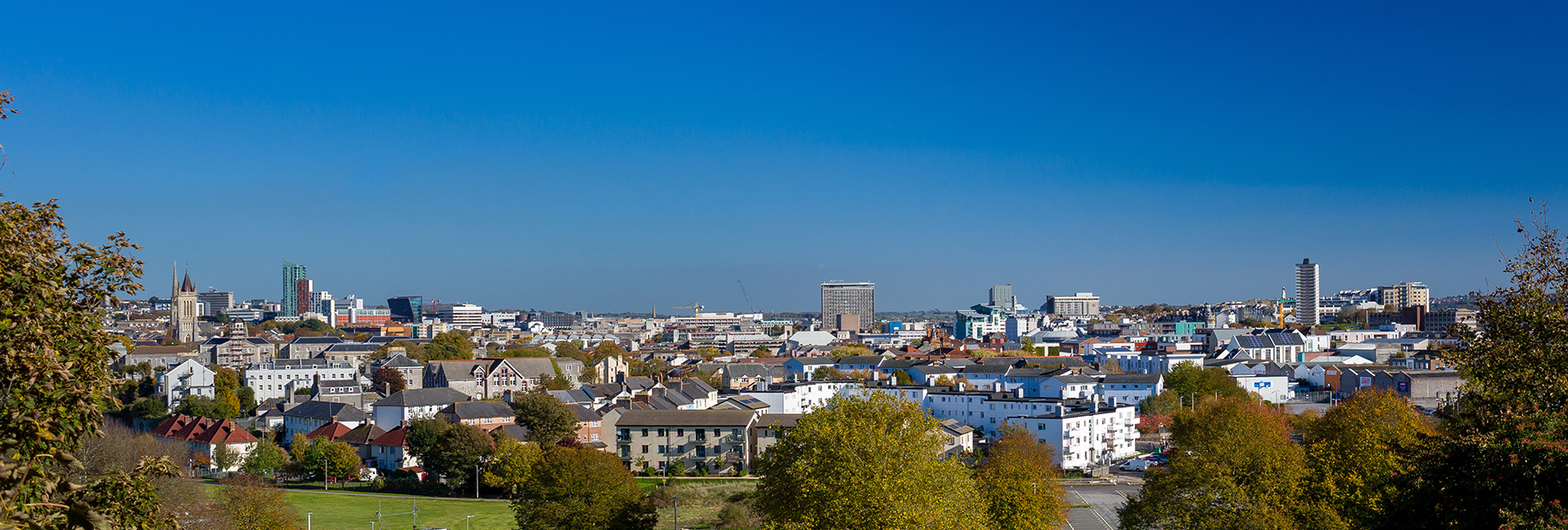 Plymouth Panorama