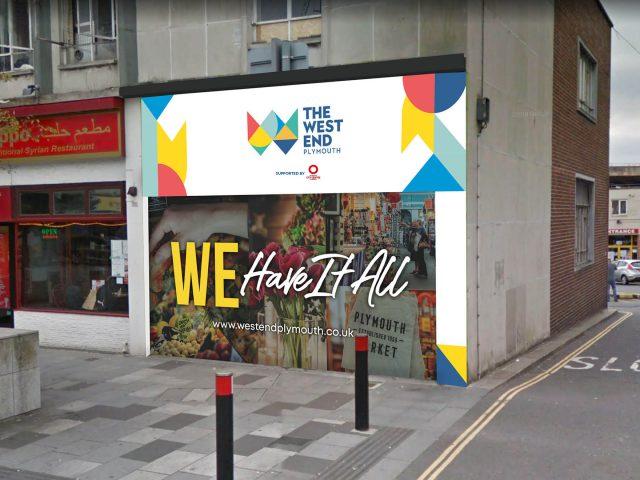 West End Shop Front